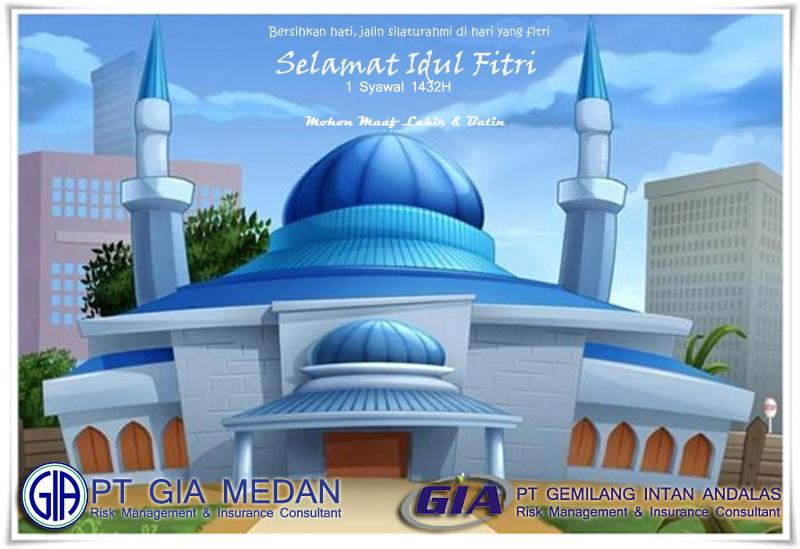 Selamat Hari Raya Idul Fitri 1432H. Mohon Maaf Lahir & Batin